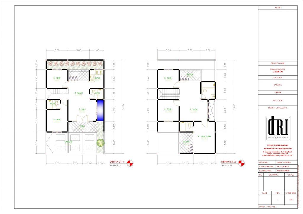Tips dan Trik Desain Rumah di Jalan Buntu, Jakarta