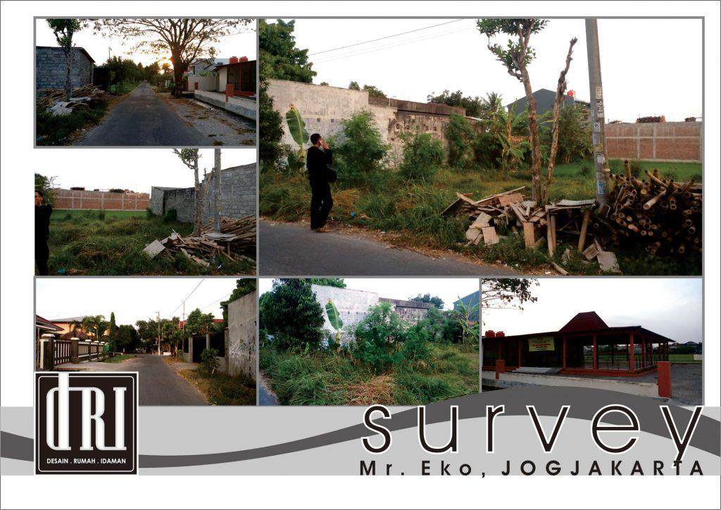 Gambar dan Desain Rumah  2 Kavling Di Gamping, Yogjakarta