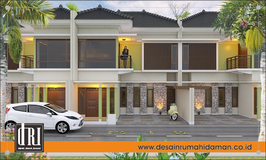 desain perumahan minimalis