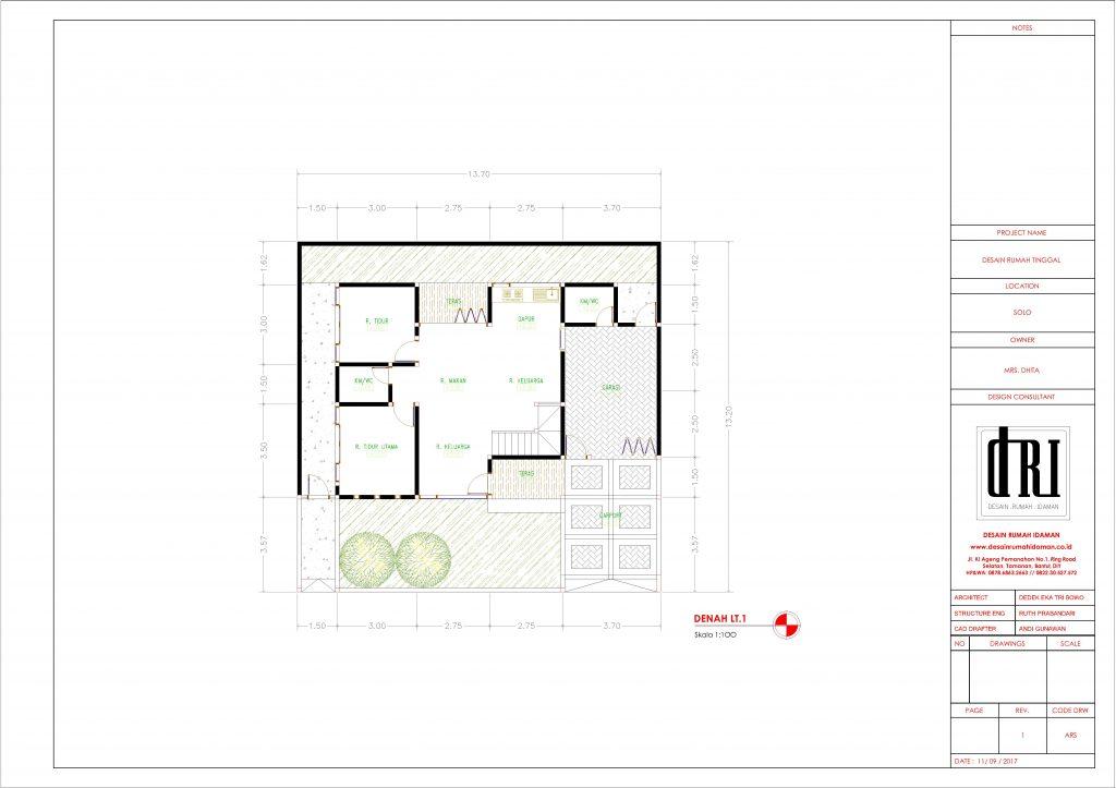 kolaborasi desain rumah