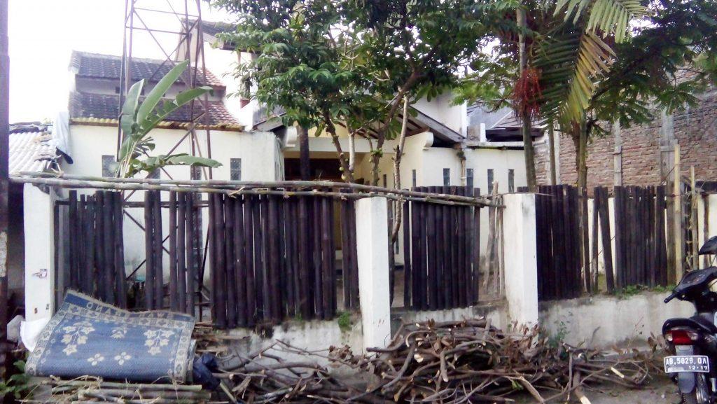 renovasi rumah bergaya Bali, Jogja