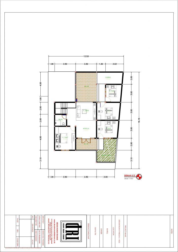Renovasi Rumah Tinggal