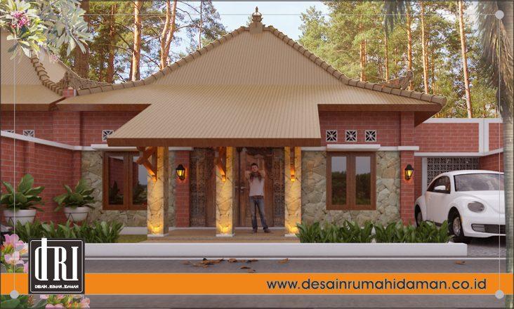 Desain Rumah Joglo Di Jogjakarta Desain Rumah Idaman