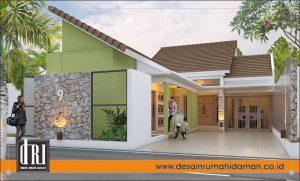 desain rumah dan klinik